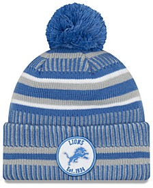 Boys' Detroit Lions Home Sport Knit Hat