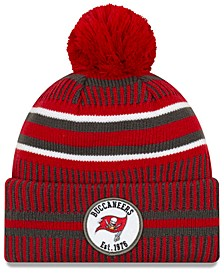 Boys' Tampa Bay Buccaneers Home Sport Knit Hat