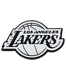Los Angeles Lakers Metal Auto Emblem