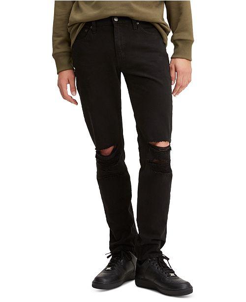 Levi's Men's 511™ Slim Fit Rip and Repair Jeans