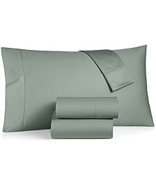 Twin XL 3-Pc Sheet Set, 550 Thread Count 100% Supima Cotton, Created for Macy's