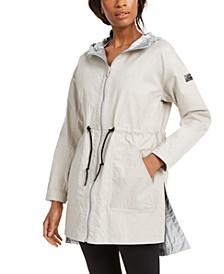 Reversible High-Low Walker Jacket