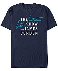 James Corden Short Sleeve T- shirt