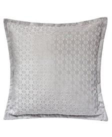Isabella Jacquard Throw Pillow, Faya