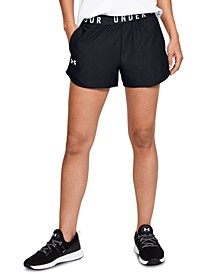 Women's Play Up Shorts