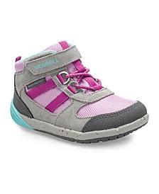 Kids Infant and Toddler Girl Bare Steps Ridge Junior Boot