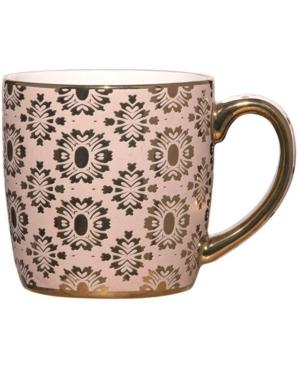 Home Essentials Metallic Purple Mug
