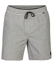 """Men's Chambray Volley 18"""" Shorts"""