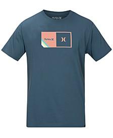 Men's Half & Half Logo T-Shirt