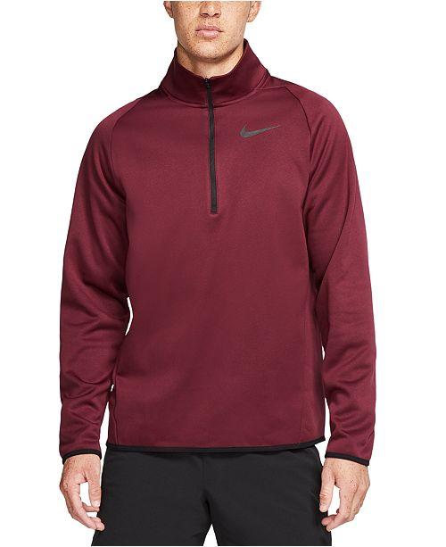 Nike Therma Quarter-Zip Top