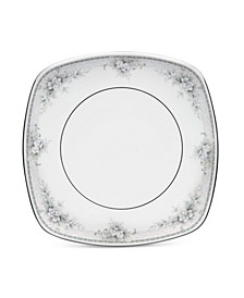 """Sweet Leilani Square Luncheon Plate, 8-3/4"""""""
