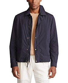 Men's Packable Commuter Coat