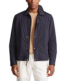 Men's Packable Commuter Coat