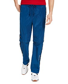 Men's Lewis Hamilton Convertible Track Pants
