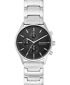 Men's Chronograph Holst Stainless Steel Bracelet Watch 42mm