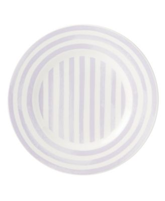 Charlotte Street Lilac North Accent Plate