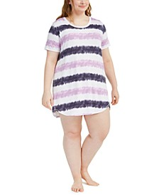 Plus Size Sleep Shirt Nightgown, Created for Macy's