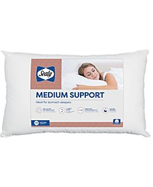 PRICEBREAK!Medium Support Pillow for Stomach Sleepers, King
