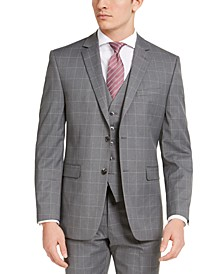 Men's Portfolio Slim-Fit Stretch Suit Jackets