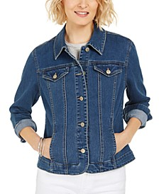 Denim Jacket Collection, Created for Macy's