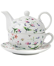 Butterfly Rose Tea for One, Created For Macy's