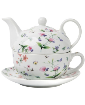 Home Essentials Butterfly Rose Tea for One, Created for Macy's