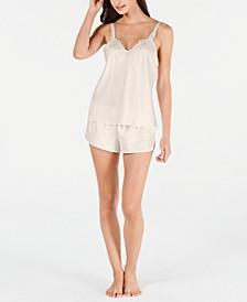 Stella Cami & Tap Pajama Set