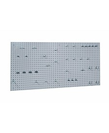 Duraboard Pegboards with 36 Piece Locking Hook Assortment