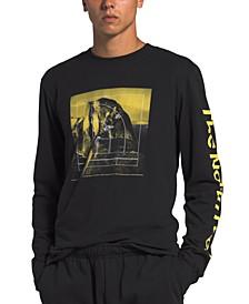 Men's Logometrics Long-Sleeve T-Shirt