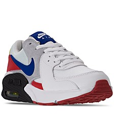 Big Kids Air Max Excee Running Sneakers from Finish Line