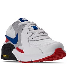 Little Kids Air Max Excee Running Sneakers from Finish Line