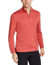 Men's Quarter-Zip Tech Sweatshirt, Created for Macy's