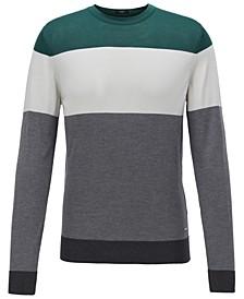 BOSS Men's T-Fortino Regular-Fit Sweater