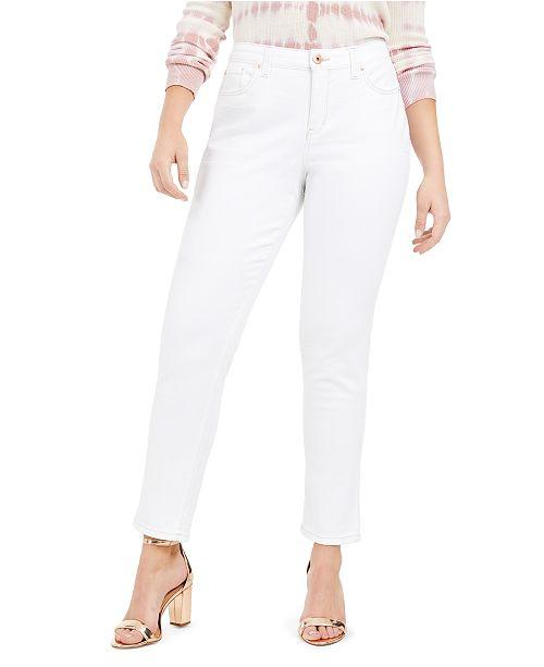 INC International Concepts INC Curvy Boyfriend Jeans, Created For Macy's