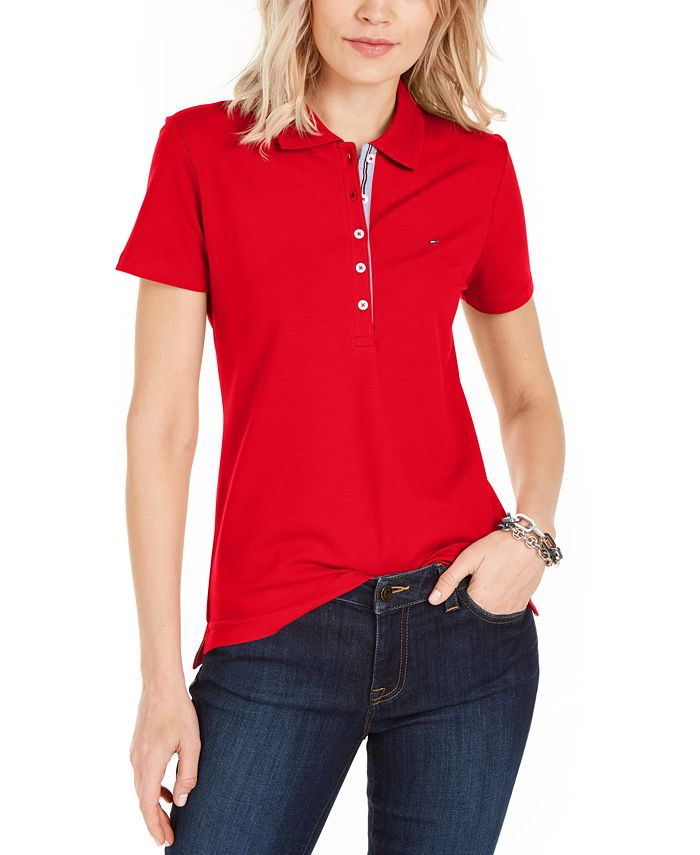 Tommy Hilfiger - Logo-Embroidered Polo Shirt
