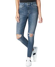 Hi Honey Skinny Ankle Jeans