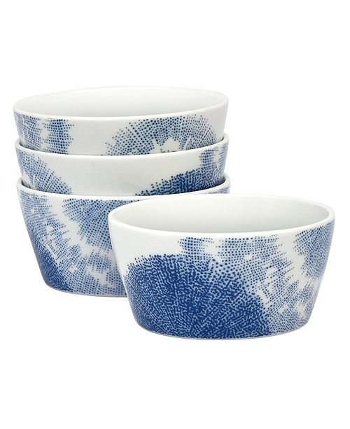 Noritake Aozora Set/4 Cereal Bowls