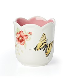 Butterfly Meadow Filled Candle, Pink Citrus