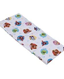 Muppet Babies Nap Mat Sheet