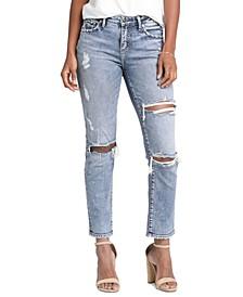 Banning Slim-Leg Jeans