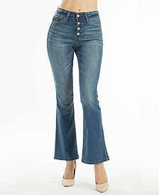High Rise Petite Bootcut Jeans