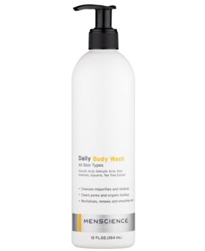 Daily Body Wash Cleanser For Men 12 Fl. oz.