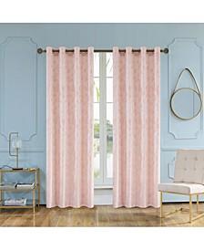 """Skye Room Darkening Curtain, 54"""" L x 54"""" W"""