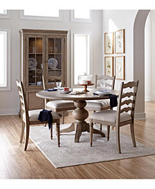 Ellan Round Dining Furniture Collection, Created for Macy's