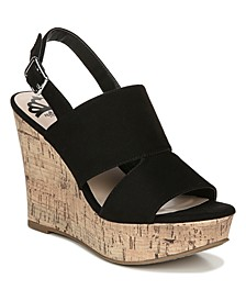 Valencia Wedge Dress Sandals