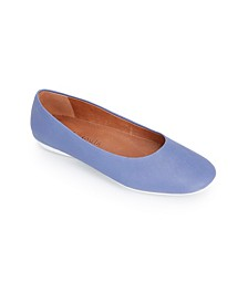 by Kenneth Cole Eugene Travel Ballet Flats