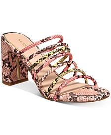 Trelidda Strappy Sandals