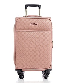 "Fashion Travel Janelle 20"" Softside Carry-On Spinner"