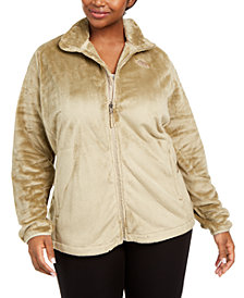 The North Face Womens Plus Size Osito Jacket