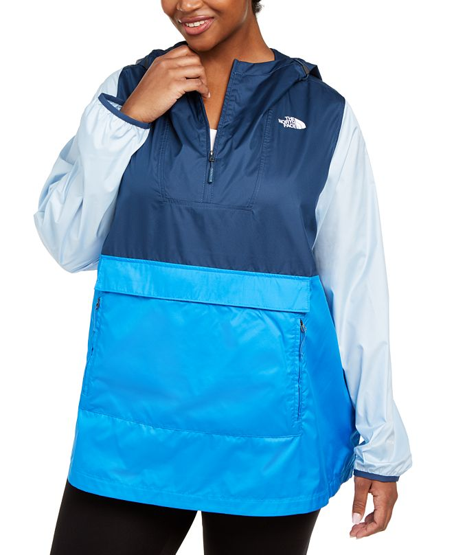 The North Face Women's Plus Size Packable Anorak